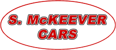 S McKeever Cars Logo